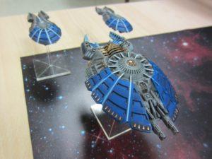 Une flotte pour Firestorm Armada